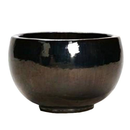 Metal Glaze Bowl (Диаметр 47см / Высота 29см)