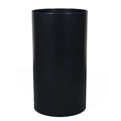Maxi Column black (RAL 9005) (Диаметр 43см / Высота 78см)