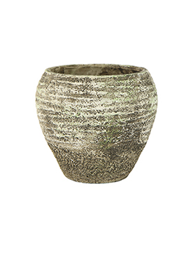 Кашпо Indoor pottery pot boaz vintage