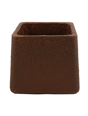 Кашпо D&m outdoor pot cave rust (per 4 pcs.)