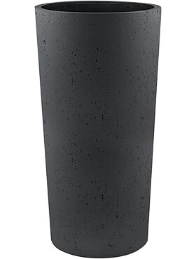 Кашпо Grigio vase tall anthracite-concrete