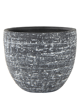 Кашпо Indoor pottery pot karlijn anthracite