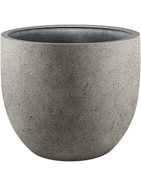 Кашпо Grigio new egg pot natural-concrete