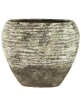 Кашпо Indoor pottery planter boaz vintage