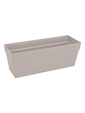 Кашпо Loft urban warm grey trough
