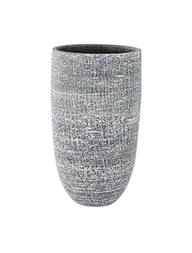Кашпо Indoor pottery pot high karlijn anthracite