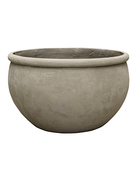 Кашпо Empire (grc) bowl grey