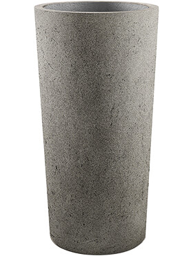 Кашпо Grigio vase tall natural-concrete