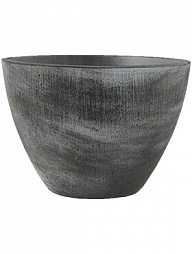 Кашпо Indoor pottery planter esra green