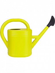 Кашпо Green basics watering can lime geen
