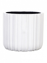 Кашпо Capi lux egg planter iii white
