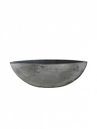 Блюдо indoor pottery esra mystic grey