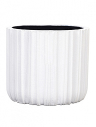 Кашпо Capi lux egg planter i white