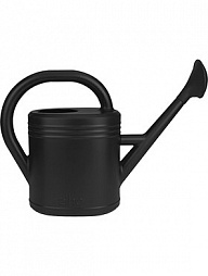 Кашпо Green basics watering can living black